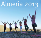 Yoga holiday in Almeria, Spain 2013