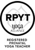 registered Yoga Alliance prenatal teacher